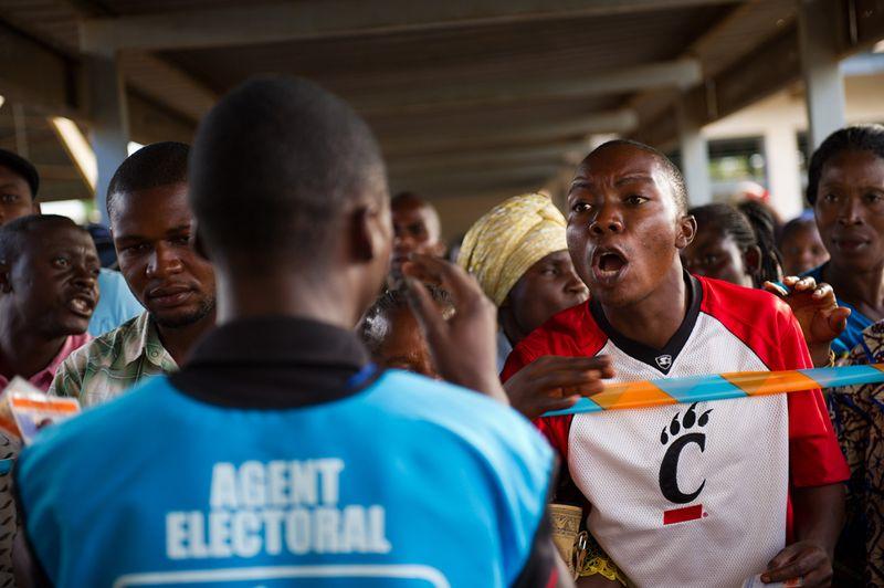 2966 Выборы в Египте и Конго