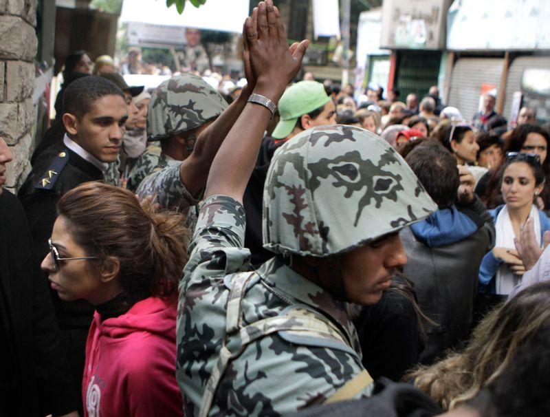 3375 Выборы в Египте и Конго