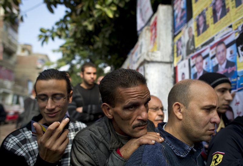 9191 Выборы в Египте и Конго