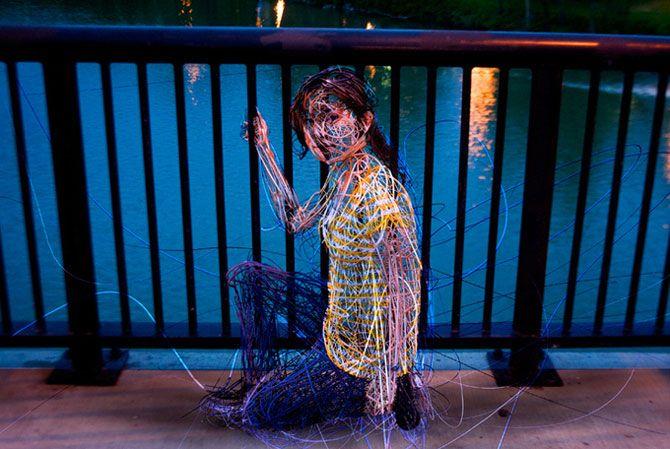 Цифровые 3d портреты (16 фото)