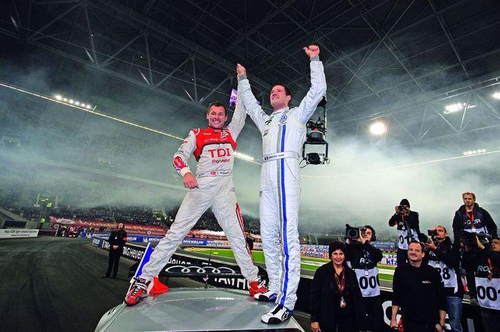 Француз Себастьян Ожье одержал победу в Гонке Чемпионов 2011 (7 фото+ 4 видео)