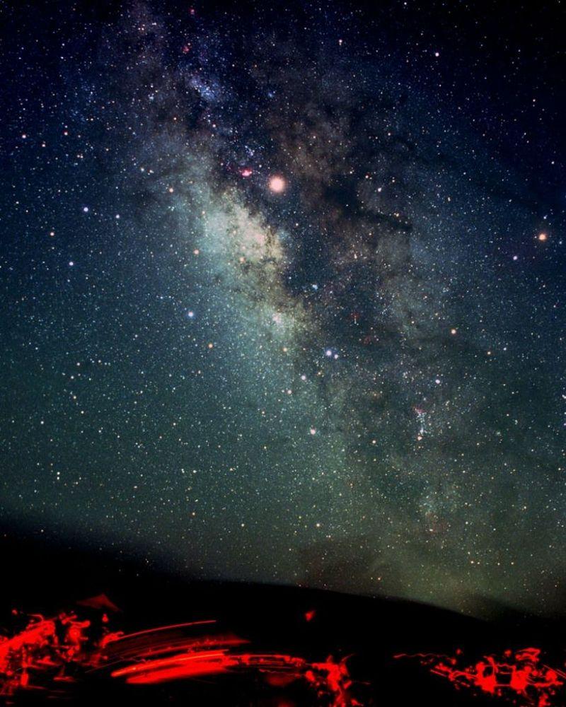 milky way galaxy - 800×1000