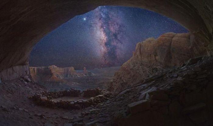 Галактика Млечный путь в фотографиях (43 фото)
