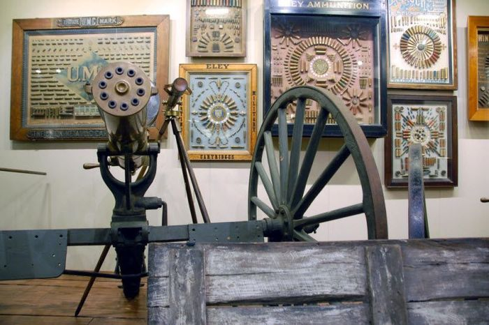 Национальный музей огнестрельного оружия (31 фото)