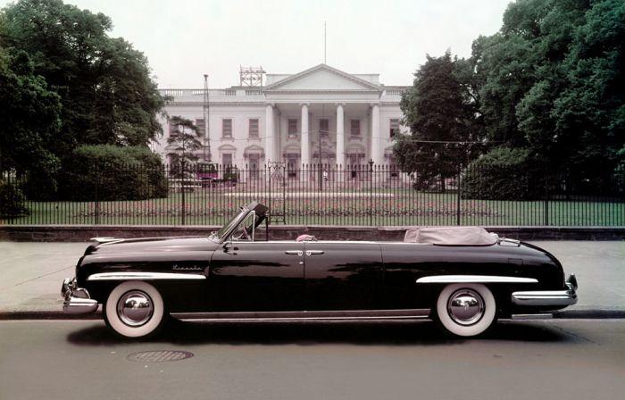 Автомобили Lincoln - автомобили эпохи (10 фото)