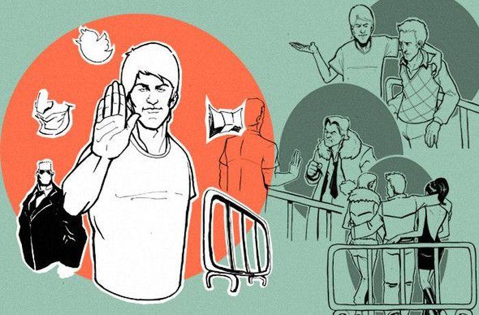 Как всё устроено: Фейсконтроль в клубах и барах (11 фото)