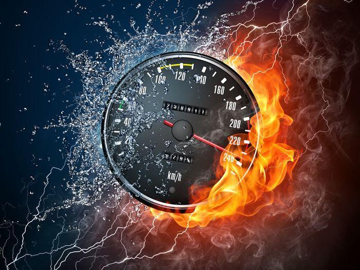 Топ-10 самых быстроразгоняющихся автомобилей (10 фото)