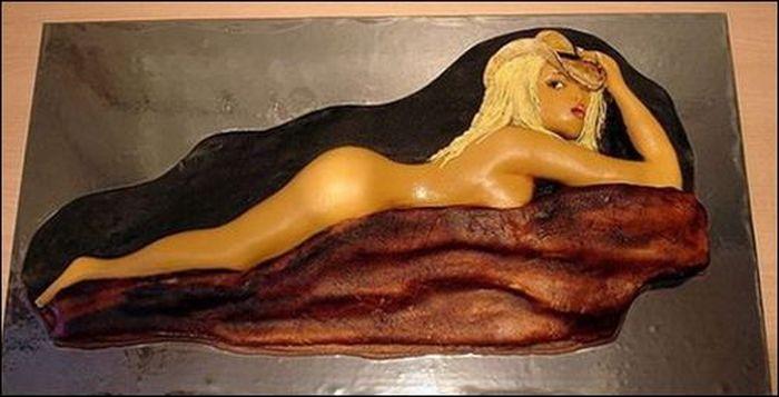 Тортики (30 фото)
