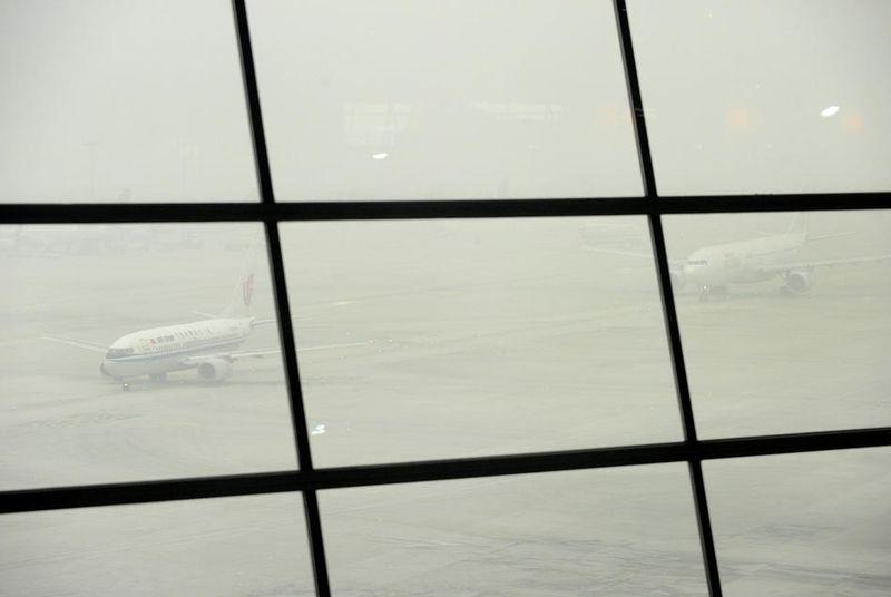 pollution001 Загрязнение окружающей среды в Китае