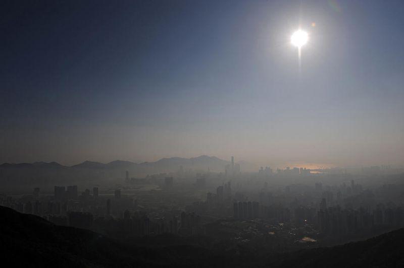 pollution009 Загрязнение окружающей среды в Китае