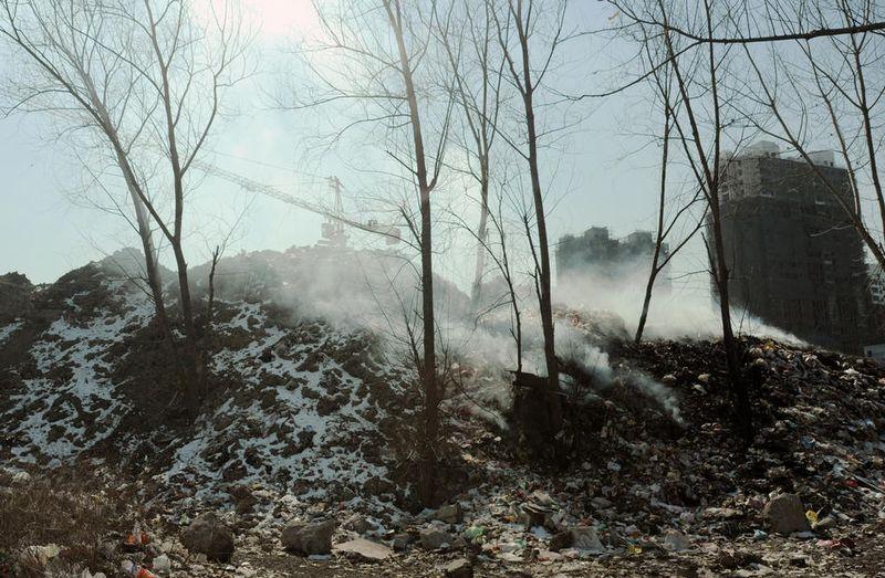 pollution012 Загрязнение окружающей среды в Китае