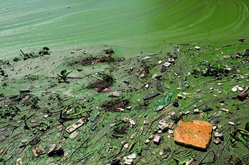 pollution019 Загрязнение окружающей среды в Китае