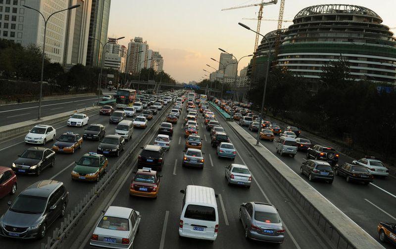 pollution022 Загрязнение окружающей среды в Китае