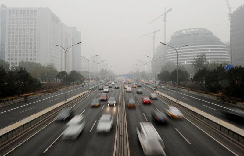 pollution026 Загрязнение окружающей среды в Китае