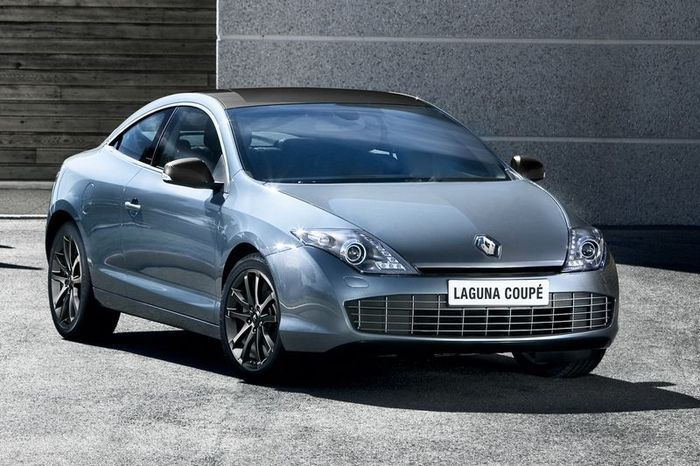 Компания Renault показала обновленную Laguna (19 фото)