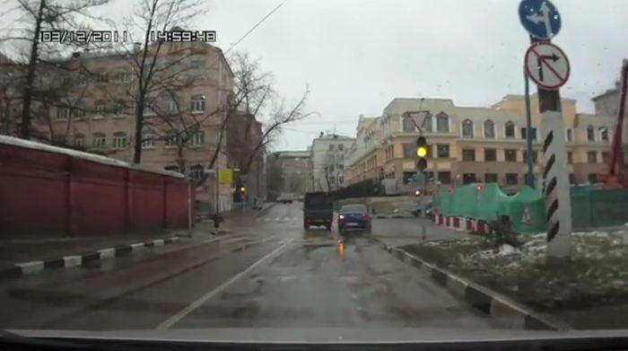 Авария дня часть 392 (фото+видео)