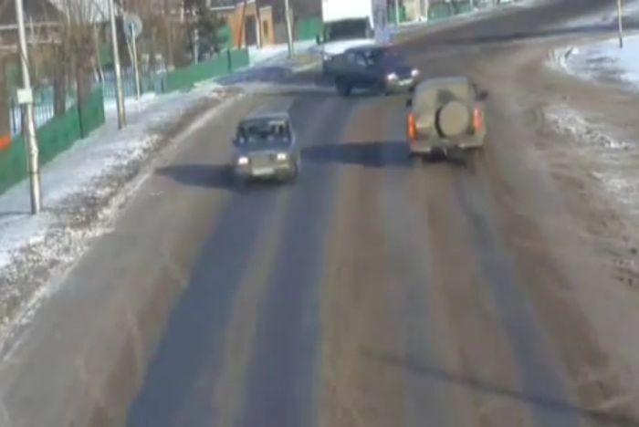 Авария дня часть 393 (фото+видео)