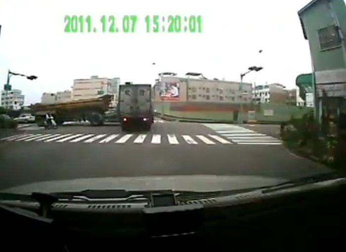 Авария дня часть 394 (фото+видео)