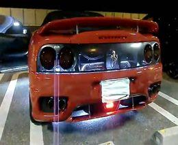 Светодиодный Ferrari 360 Spider