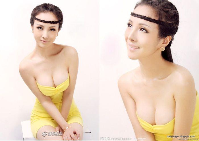 Ган Лулу - новая звезда интернета (52 фото + 1 видео)