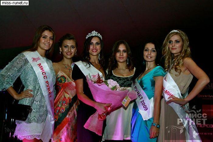Конкурс красоты МИСС-РУНЕТ 2011 (31 фото)