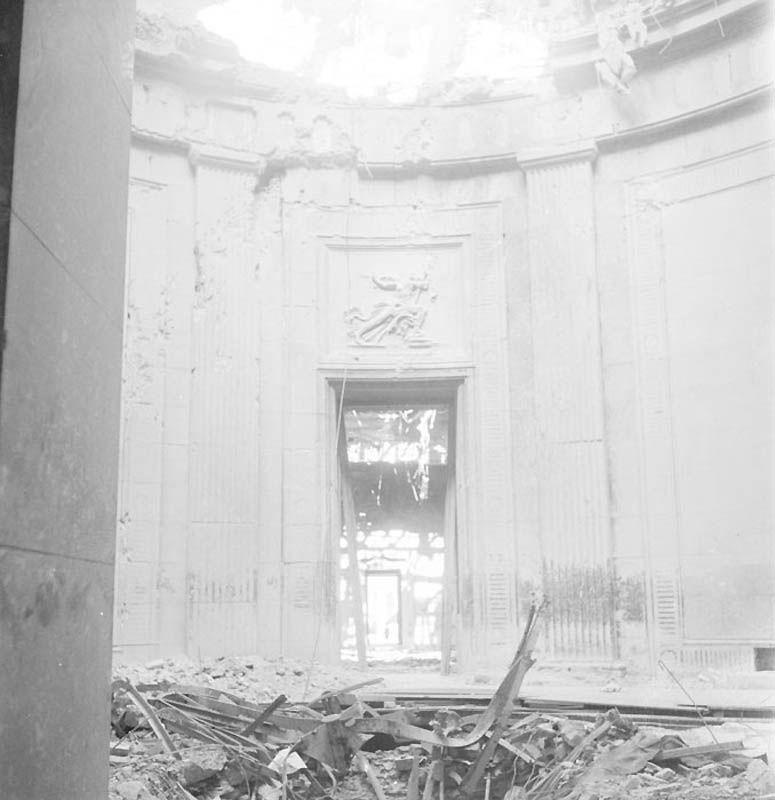 1034 Повседневная жизнь Берлина в июле 1945 года