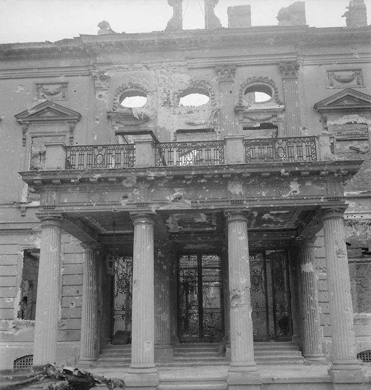 1232 Повседневная жизнь Берлина в июле 1945 года
