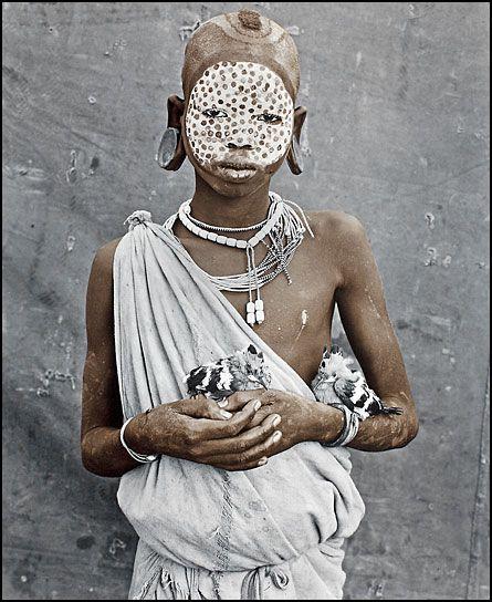 1921 Фотосерия Боль и красота