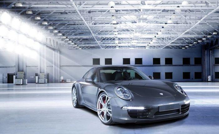 Porsche 911 Carrera и Carrera S получат тюнинг-пакет от TechArt (4 фото)