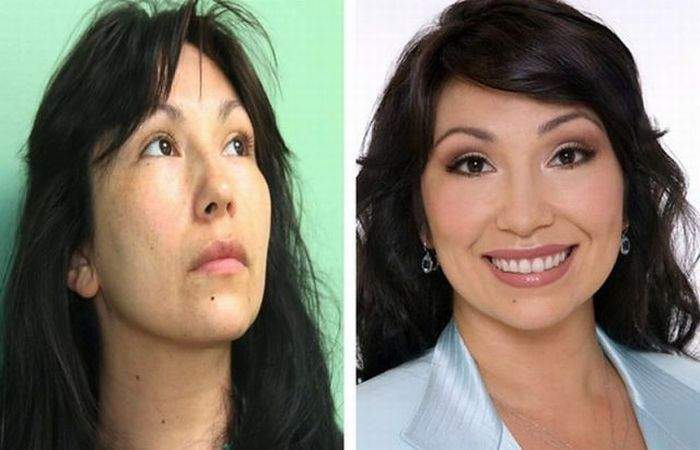 Преображение женщин (29 фото)