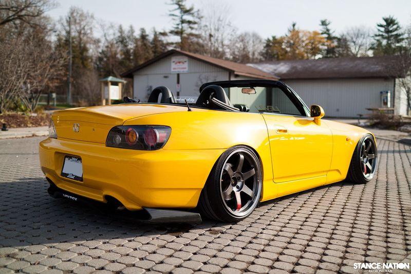 Хонда 2000 фото