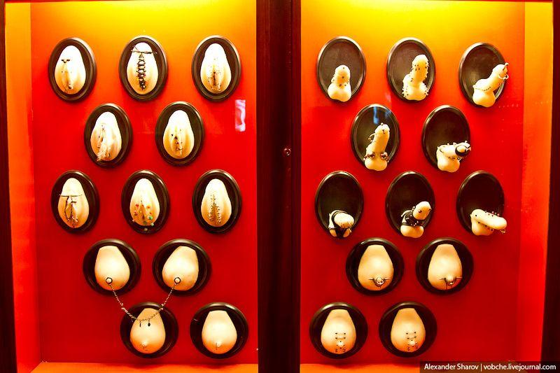 Музей секс-машин в Праге (32 фото)