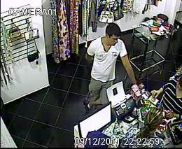 Покупатель дал отпор грабителю и пожалел об этом