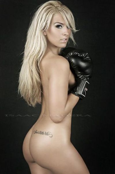 Женский бокс (60 фото)