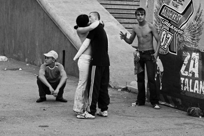 Гопники. Безкультурная массовая субкультура России (46 фото)