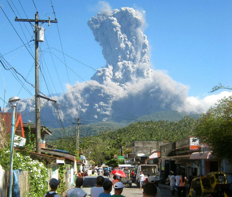 Год извержения вулканов (32 фото)