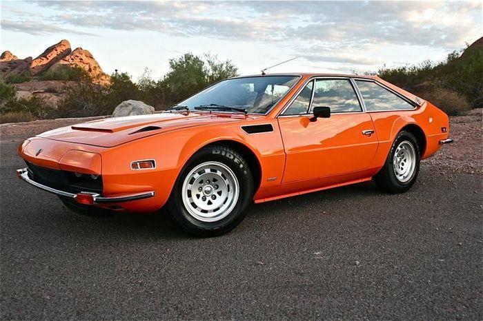 Lamborghini Jarama GTS 1973  выставлен на аукцион (28 фото)