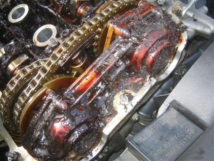 Страшилки от мотористов из автосервисов. Часть 4 (128 фото)