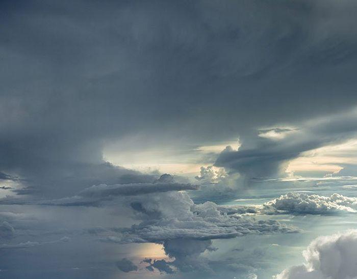 Сюрприз с неба (9 фото)