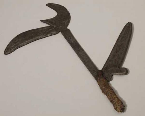 8 самых необычных древних видов оружия (8 фото)