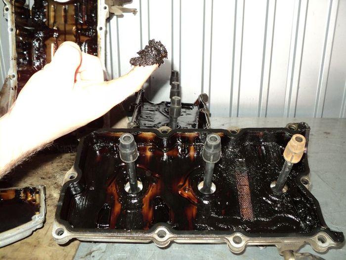 Страшилки от мотористов из автосервисов. Часть 5 (129 фото)