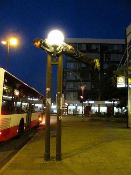 Планкинг в самых необычных местах (38 фото)