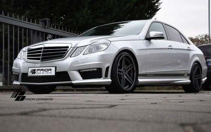 Mercedes-Benz E-Class L от ателье Prior Design (11 фото)