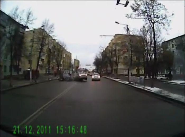 Авария дня часть 410 (фото+видео)