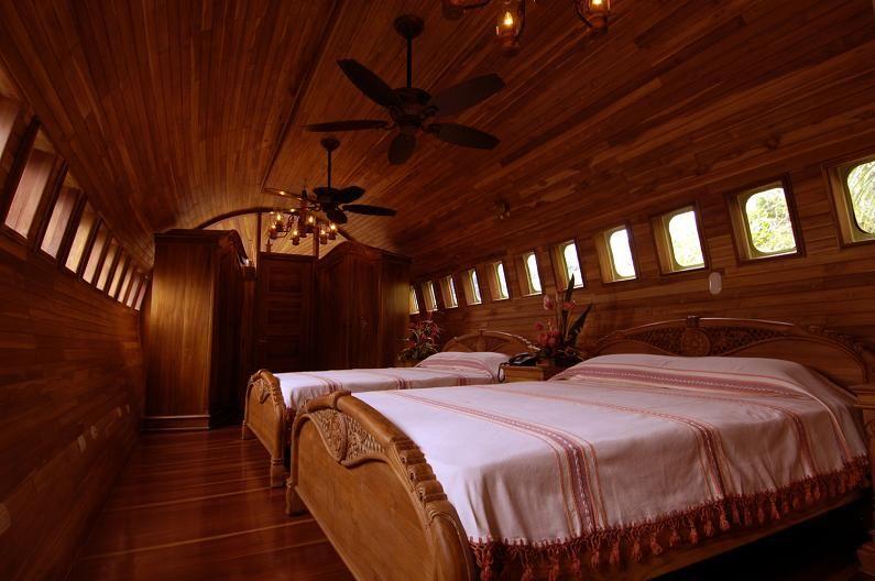 Отель в Боинге 727 (9 фото)