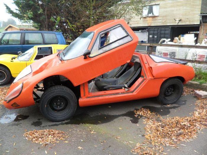 В Голландии продают эксклюзивный Martaré GT (18 фото)
