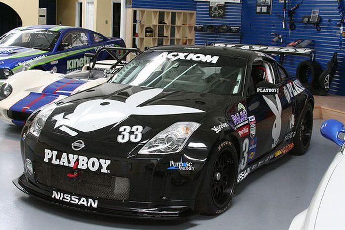 Интересное ТОП 11 авто по версии журнала Playboy (13 фото)