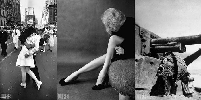 Легендарные фотографии журнала LIFE (50 фото)
