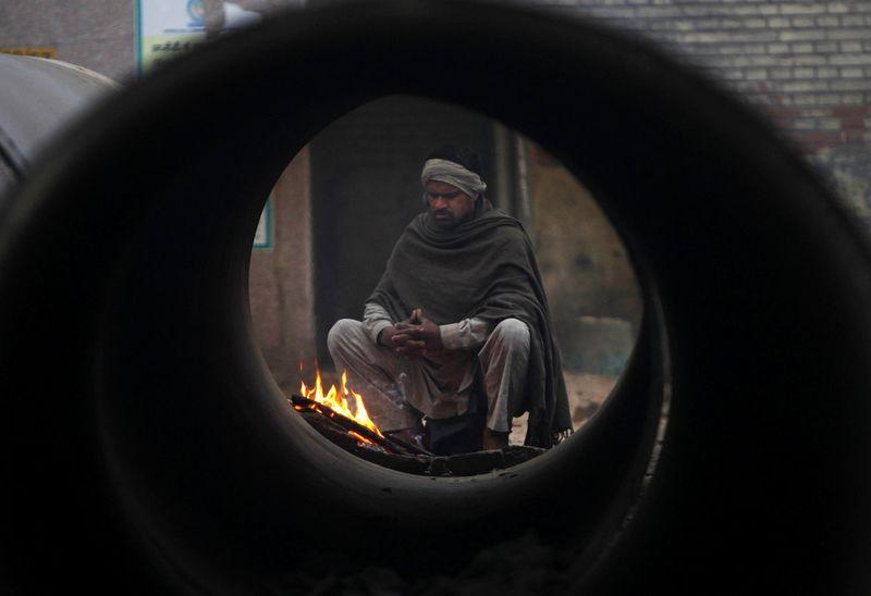 india cold weather 06 Индия замерзает