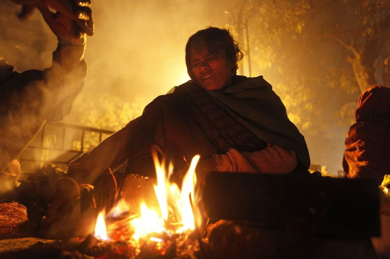 india cold weather 19 Индия замерзает